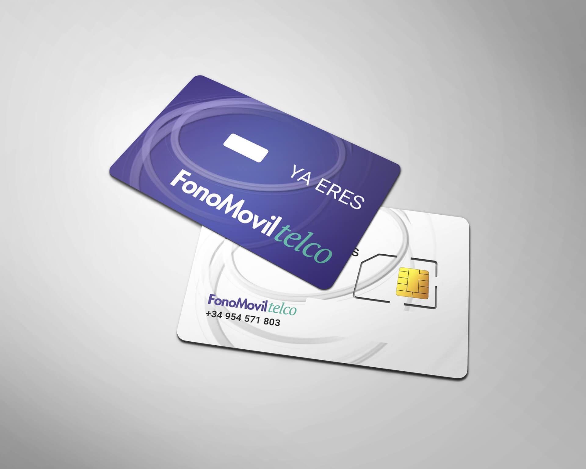 Diseño tarjeta SIM